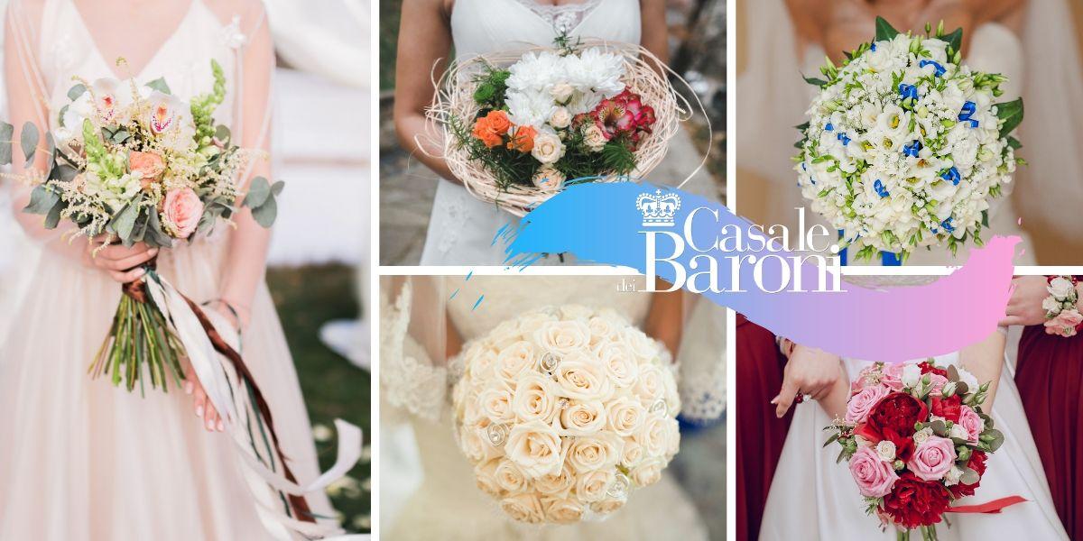 Bouquet, da sposa quali fiori scegliamo?